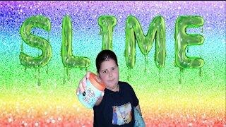 Elmer's Glue Night Owl Slime Review