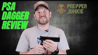 PSA Dagger Review - $299 Glock 19 Gen 3 Clone