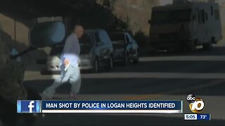 Man shot in Logan Heights OIS identified