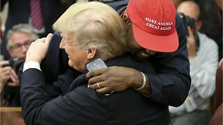 Kanye West Insinuates He's Voting For Donald Trump
