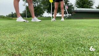 "Idaho Golf Association hosts the annual ""Girls Junior America's Cup"""