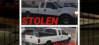 Trucks being stolen in Las Vegas valley
