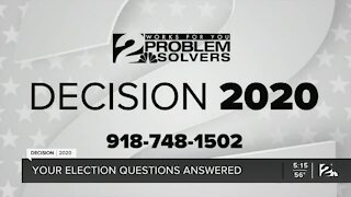 DECISION 2020: Answering your absentee ballot questions
