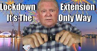 Lockdown Extension: April 2021