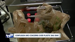 Confusion and concerns over plastic bag ban