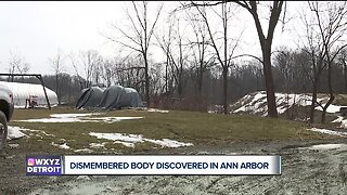 Strange circumstances in murder mystery in Washtenaw County