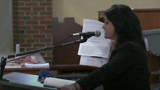 Mom Confronts School Board!