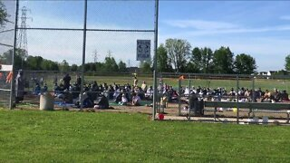 Group of Berea's Muslim community gets innovative, heads outside for Eid service