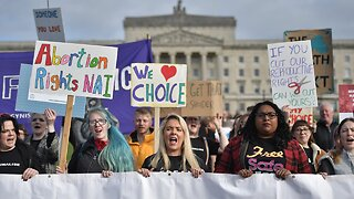 Same-Sex Marriage And Abortion Are Now Legal In Northern Ireland