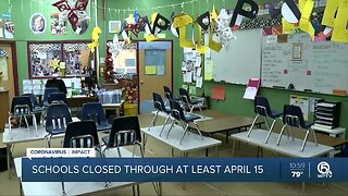 Palm Beach County School District to hold news conference Wednesday morning