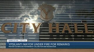 Ypsilanti mayor under fire for remarks