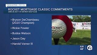 2020 champion Bryson DeChambeau among early Rocket Mortgage Classic commitments