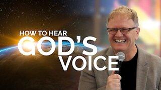 How to Hear God's Voice -Pray in the Spirit & Interpret it