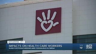 Coronavirus impacting healthcare workers