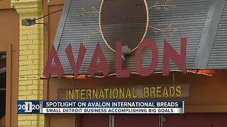 Spotlight on Avalon International Breads: Small Detroit business accomplishing big goals