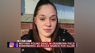 Dearborn homicide victim remembered by family, friends during vigil