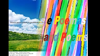 Sorria para todos problemas (Motivação) [Frases e Poemas]