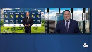 Scott Dorval's Idaho News 6 Forecast - Friday 6/4/21