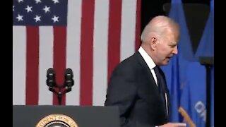 Biden Gets Creepy AGAIN
