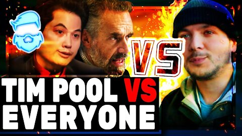 Tim Pool Is Totally Wrong & Doubles Down On Blaming Andy Ngo & Roasts Jordan Peterson For Defense