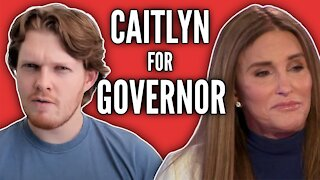 Californian on Caitlyn Jenner Running for Governor in Recall Election