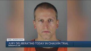 Verdict expected in Chauvin case