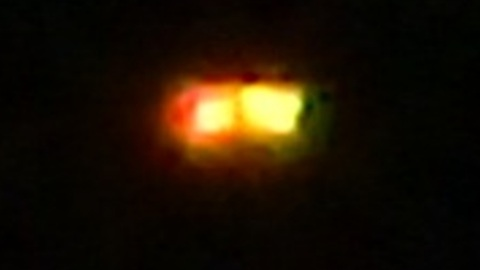 Real UFO with a double light hover and more ufo activity in the night sky
