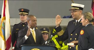 Palm Beach County Fire Rescue welcomes new chief