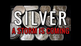 Silver Spot Price... a Storm is Coming?!