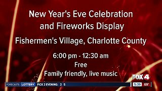 New Year's Eve events in SWFL