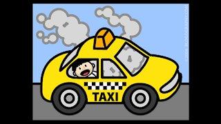 I dislike taxi drivers. Vlog 7