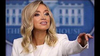 White House press secretary Kayleigh McEnany holds briefing 12/15/20