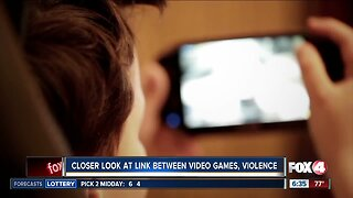 Are violent video games connected to mass shootings?