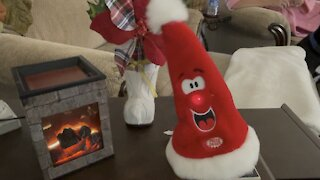 Sammy - Cablehouse -xmas- dancing hat