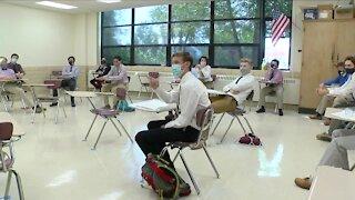 St. Joseph's s Collegiate Institute welcomes students back to school