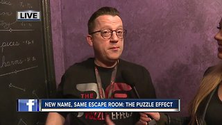 Interview at Puzzle Effect