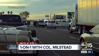 DPS responds to questions about safety during deadly I-17 pursuit and shooting