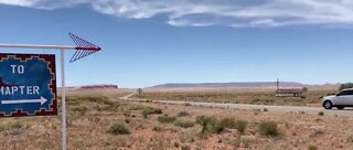 Navajo Nation most infected area in the country