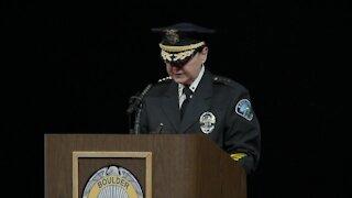 Full memorial service for Boulder officer Eric Talley - Part 1