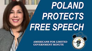 Poland Protects Free Speech
