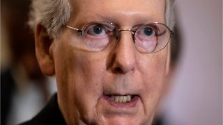 """McConnell Says Trump Has """"Legitimate"""" Concerns About Border"""