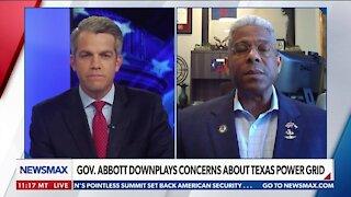 West: Gov. Abbott's Border Wall Puts Burden on TX Taxpayers
