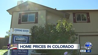Report: Denver metro home sales fall, but prices still at record levels