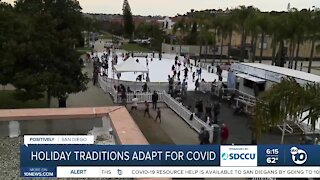 San Diego holiday traditions adapt for COVID-19