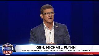 Gen. Michael Flynn Speech at FlashPoint LIVE (8/1/21)