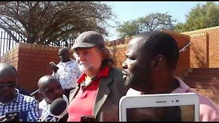 Zimbabwe Communist Party hails SA authorities for charging Grace Mugabe (F8F)