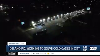Delano police looking to solve cold cases