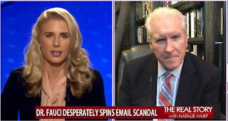 The Real Story - OAN Fauci Fallout with Doug Wead