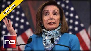 Nancy Pelosi's Fake Assessment of the Border will Make Your Blood BOIL