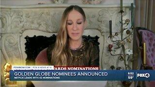 Netflix dominates Golden Globes nominations